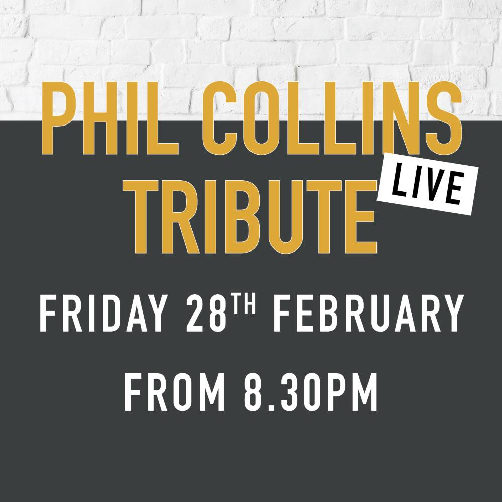 Tributes norfolk arms phil collins