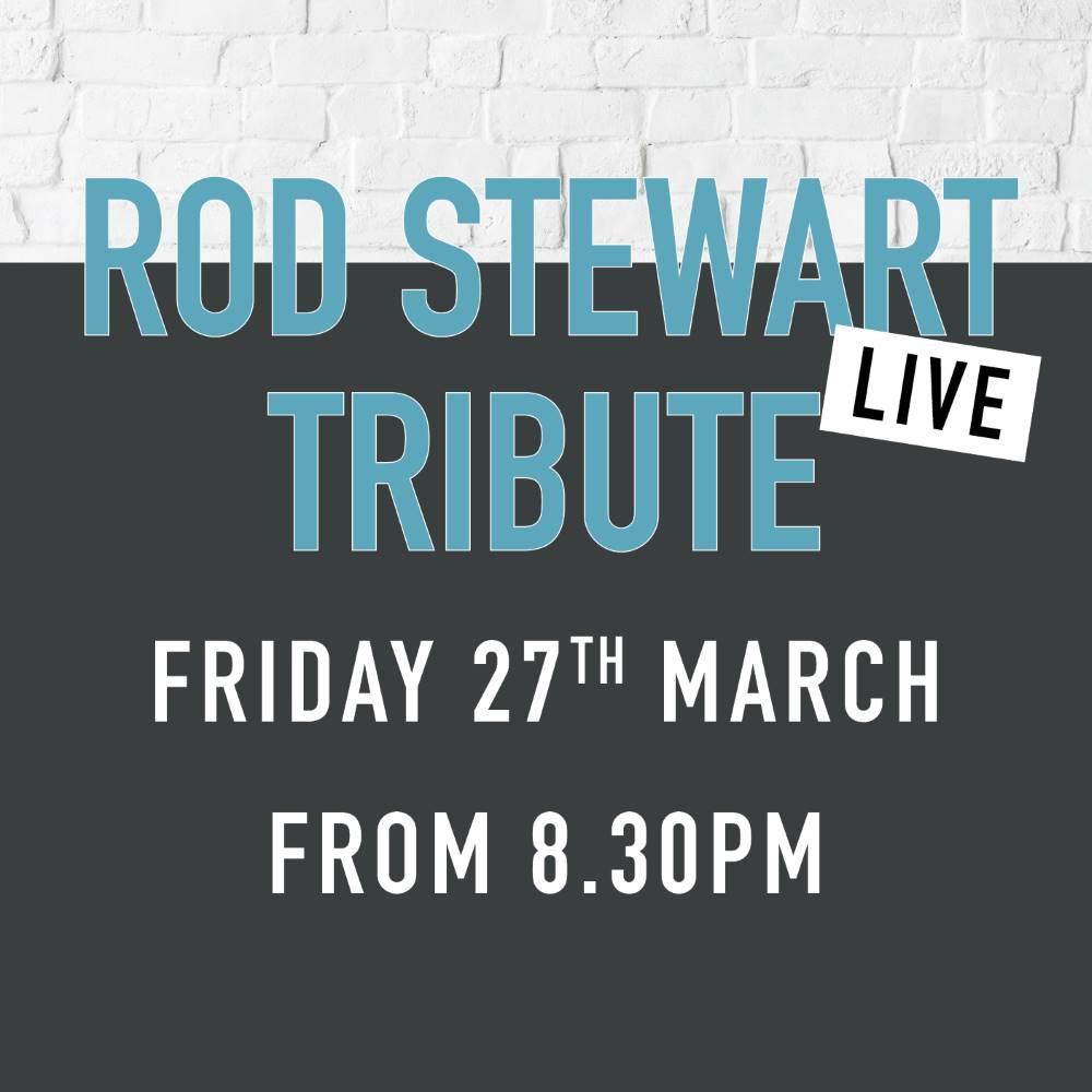 Tributes rod stewart norfolk arms