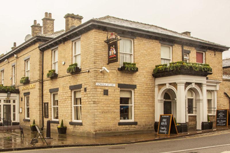 norfolk arms pub in glossop