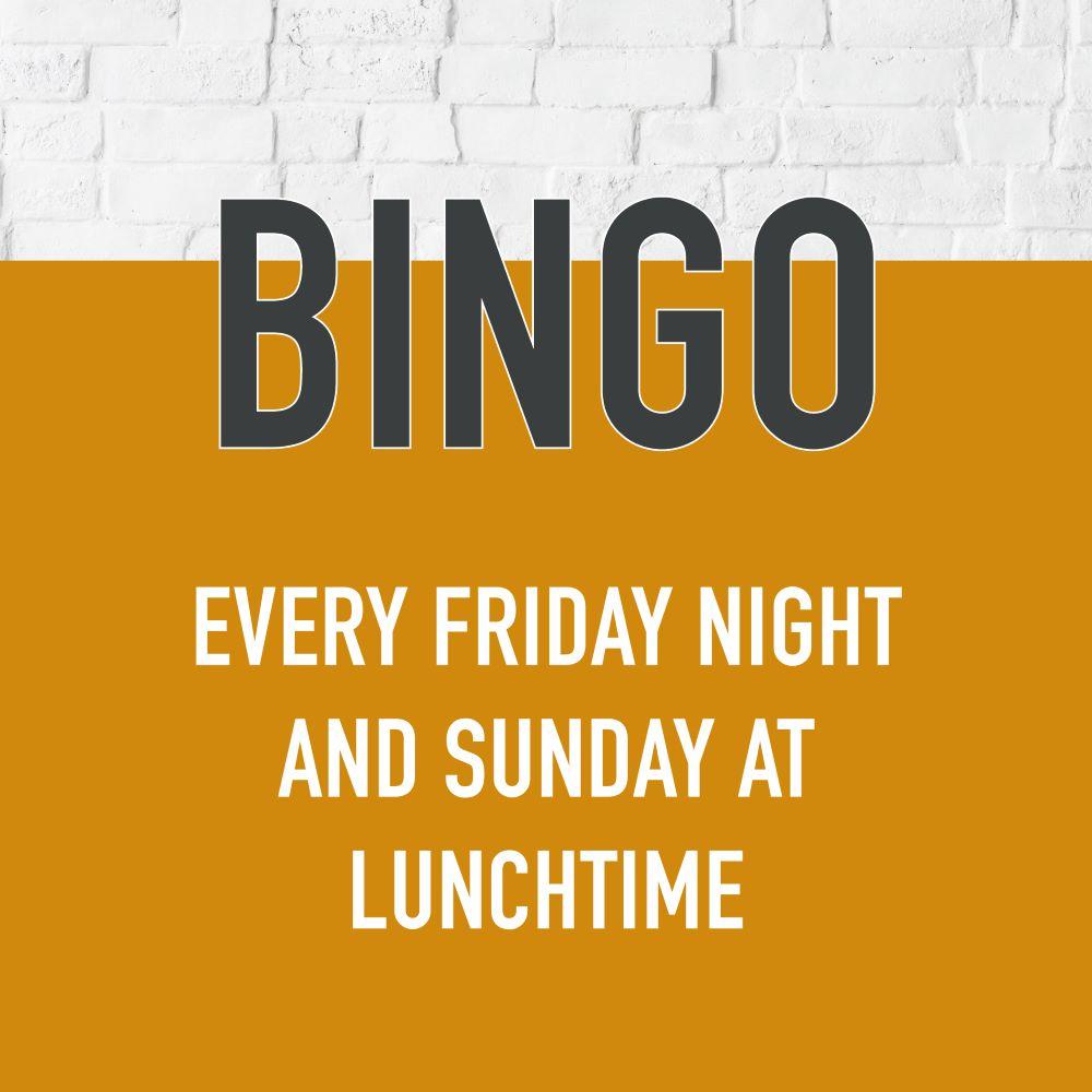 Whats Happening bingo Egerton Inn