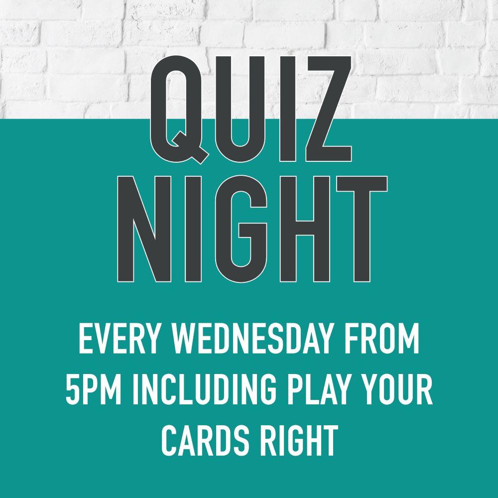 Whats Happening quiz night Egerton Inn