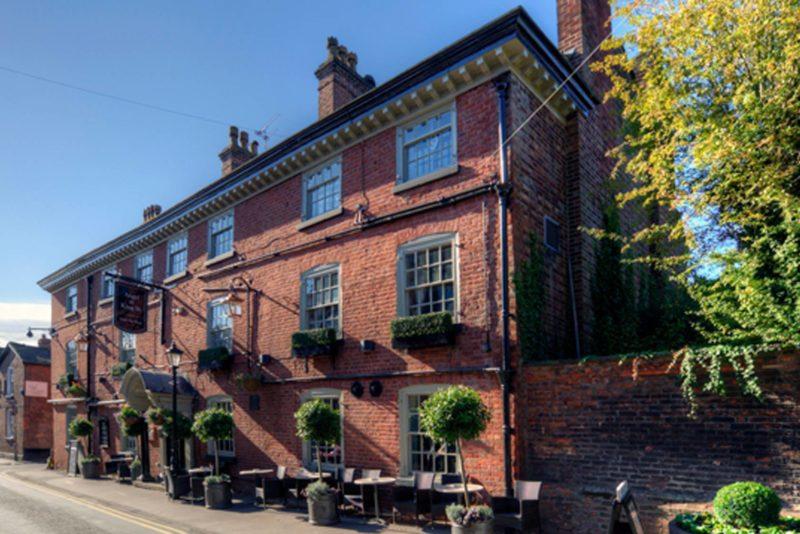 the angel pub king street knutsford
