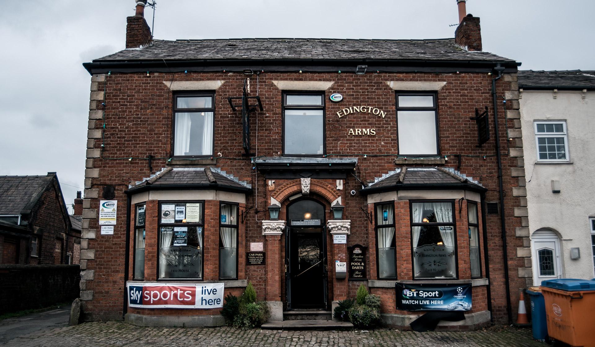 edington arms pub