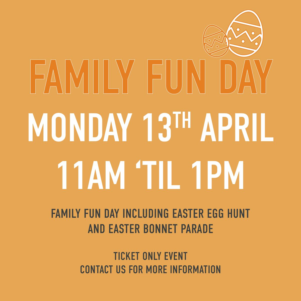 Family Fun Day Easter Millhouse