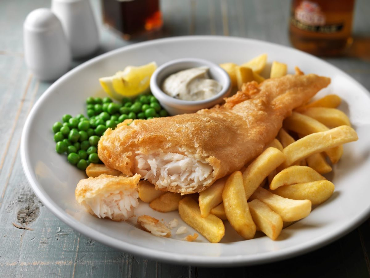 fish and chips joseph holt ale batter