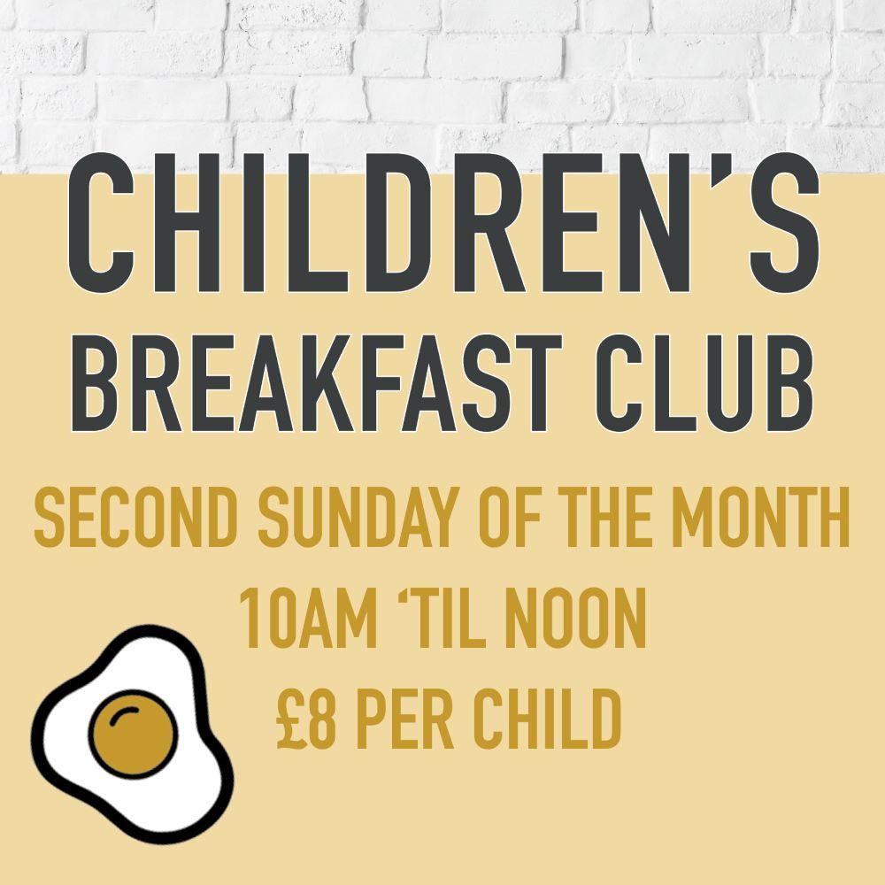 Kids Breakfast Club Blue bell Bury