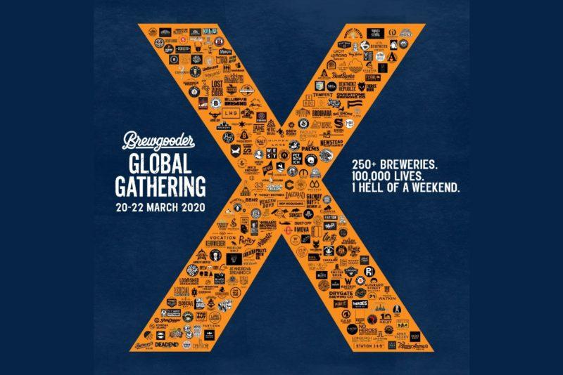 brewgooder global gathering campaign joseph holt