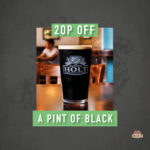 march drink offer - 20p off black