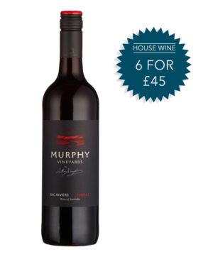 murphys shiraz red wine offer