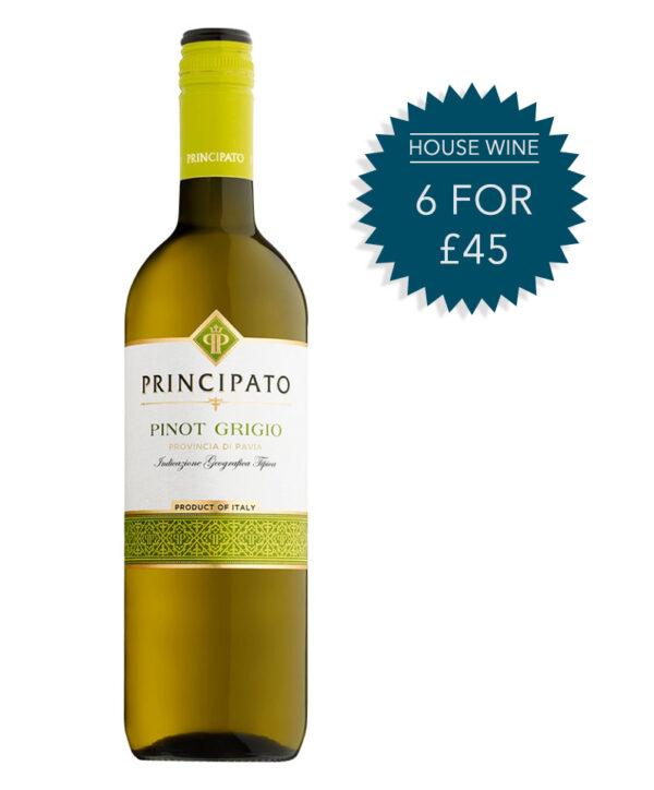 principato pinot grigio white wine