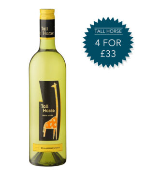 tall horse chardonnay offer