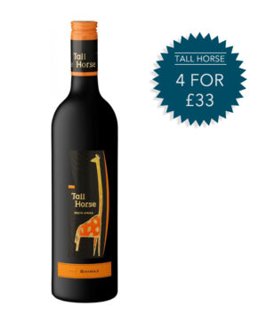 tall horse shiraz red wine offer