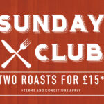 sunday club roast offer