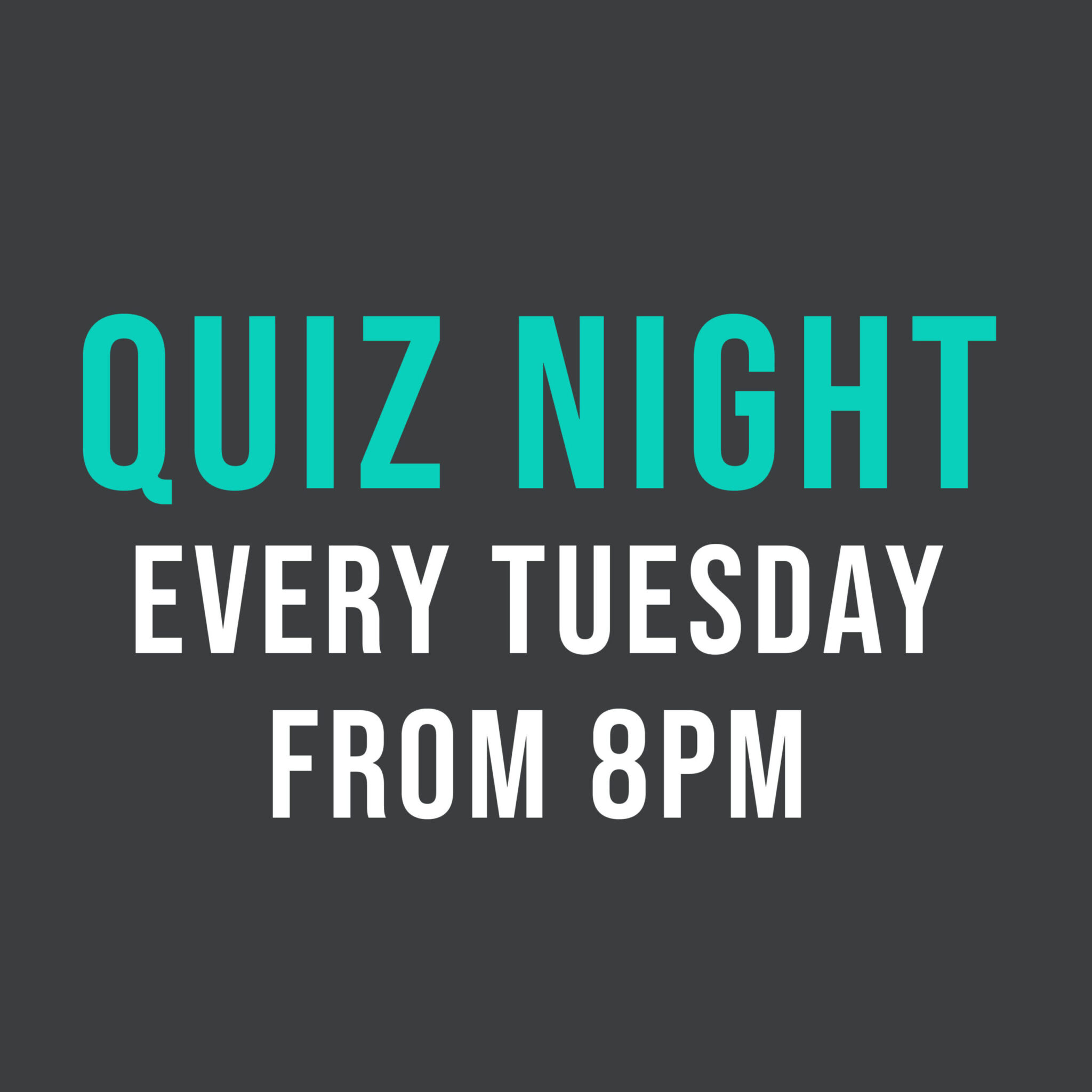quiz night at the grey horse