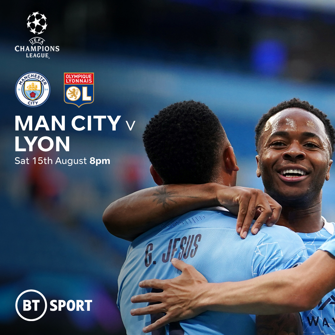 man city vs lyon