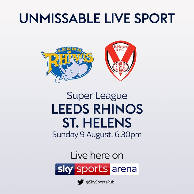 leeds vs st helens super league