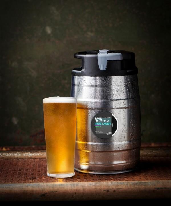 Spin Doctor 5l mini Keg beer shop