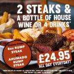 2 steaks and wine food offer tier 3