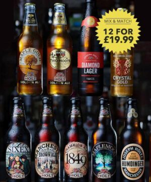 Mix Crate Beers Offer