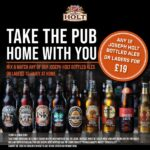 take away joseph holt bottle offer