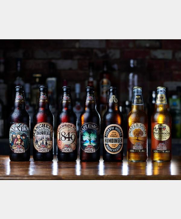 joseph holt bottle range manchester mixed case