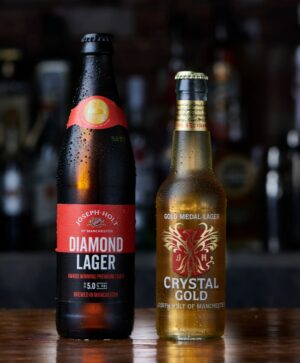 holts lager collection diamond and crystal