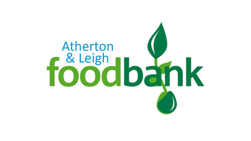 atherton & leigh foodbank logo