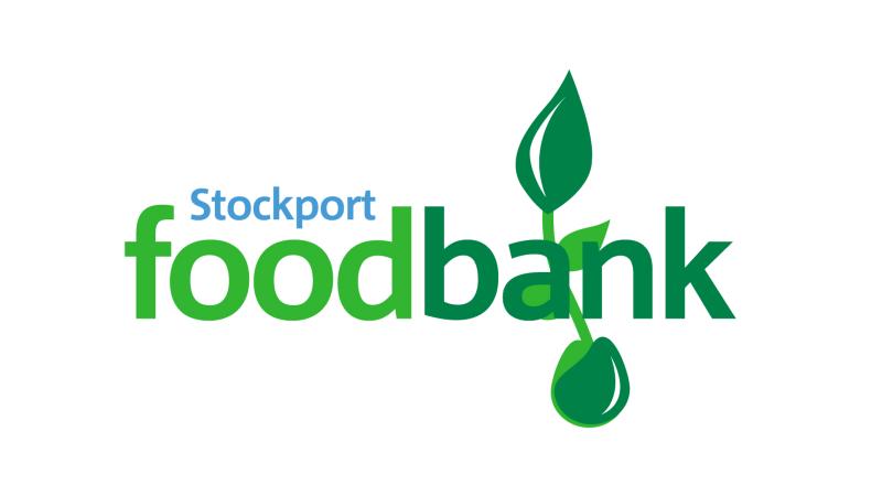stockport foodbank logo