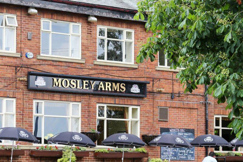 Mosley arms pub bolton breightmet
