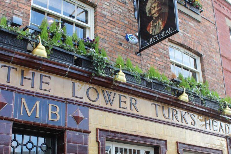 lower turks head pub