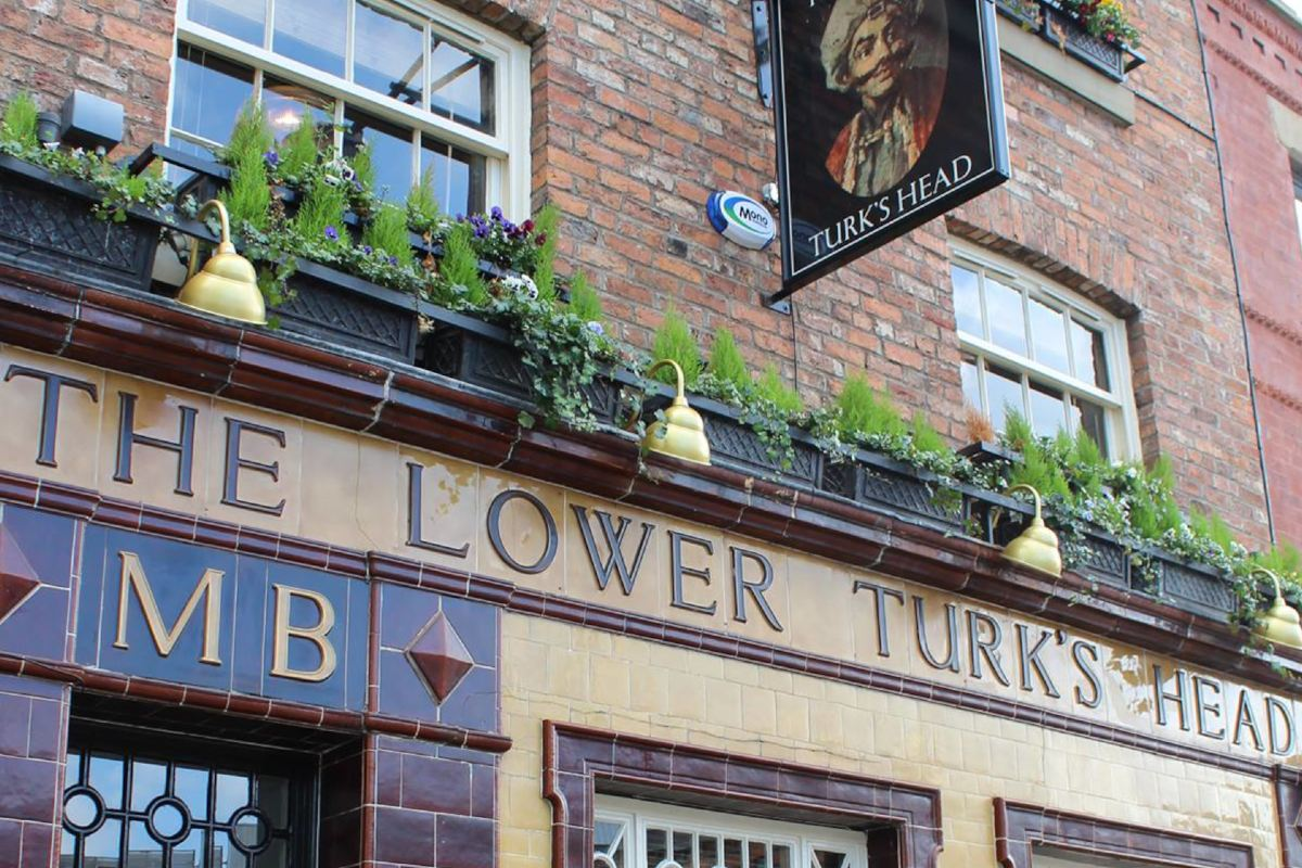 lower turks head pub
