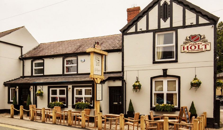 lychgate pub outside