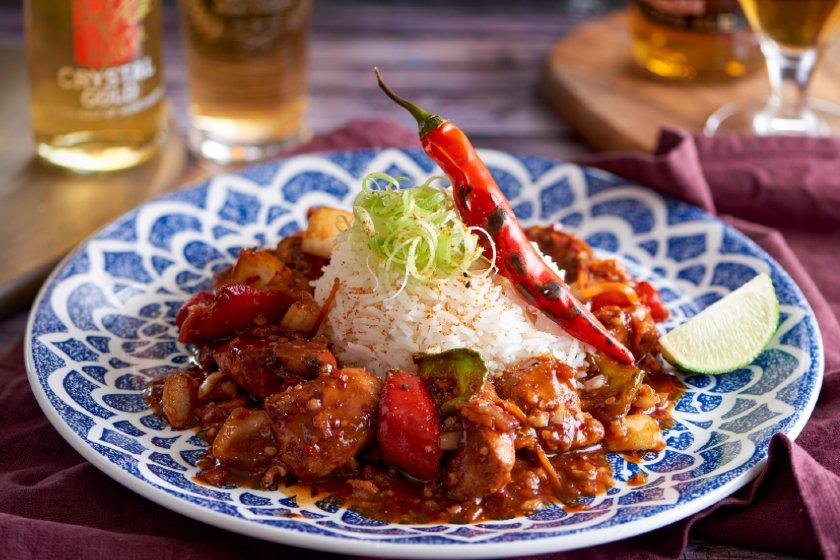 firecracker chicken joseph holt food