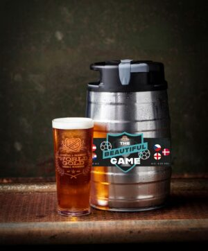 the beautiful game euro 2020 2021 beer keg