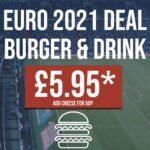 Euro 2021 Burger Deal Social