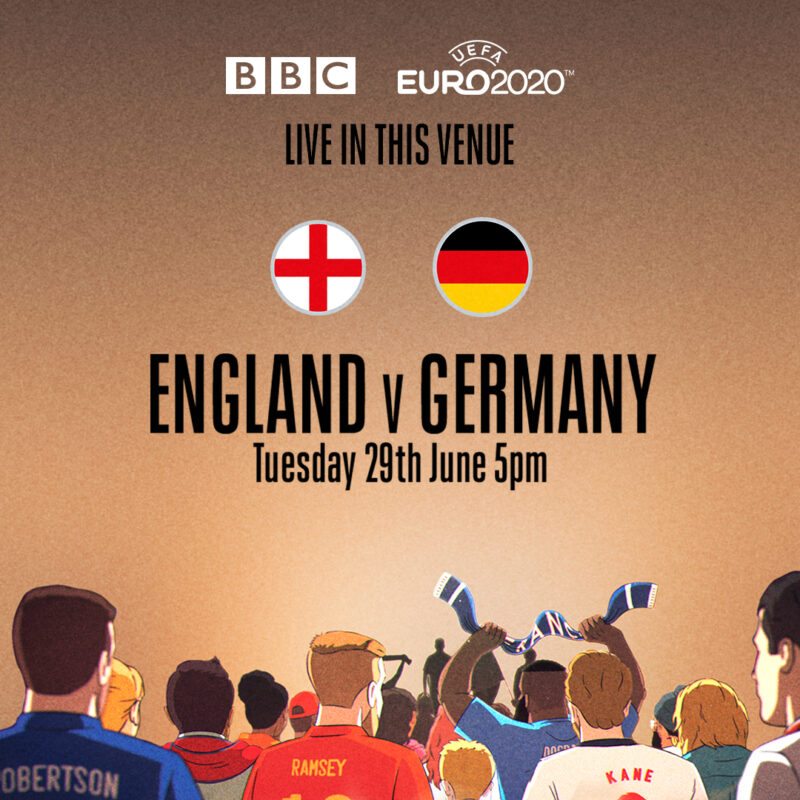 england vs germany watch at the pub