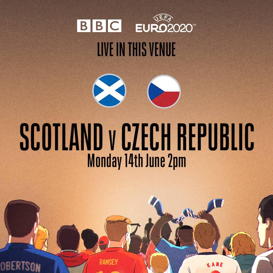scotland v czech rep euro2020