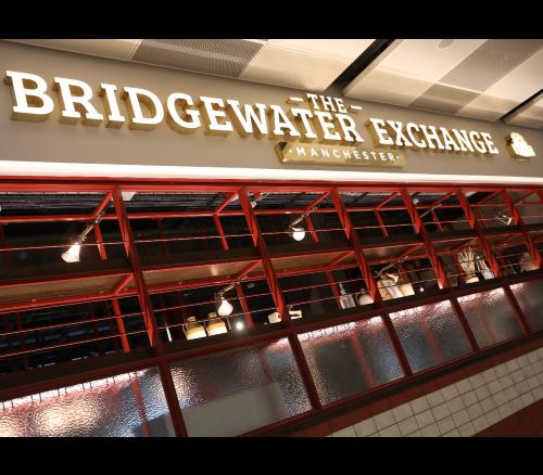 bridgewater exchange manchester airport