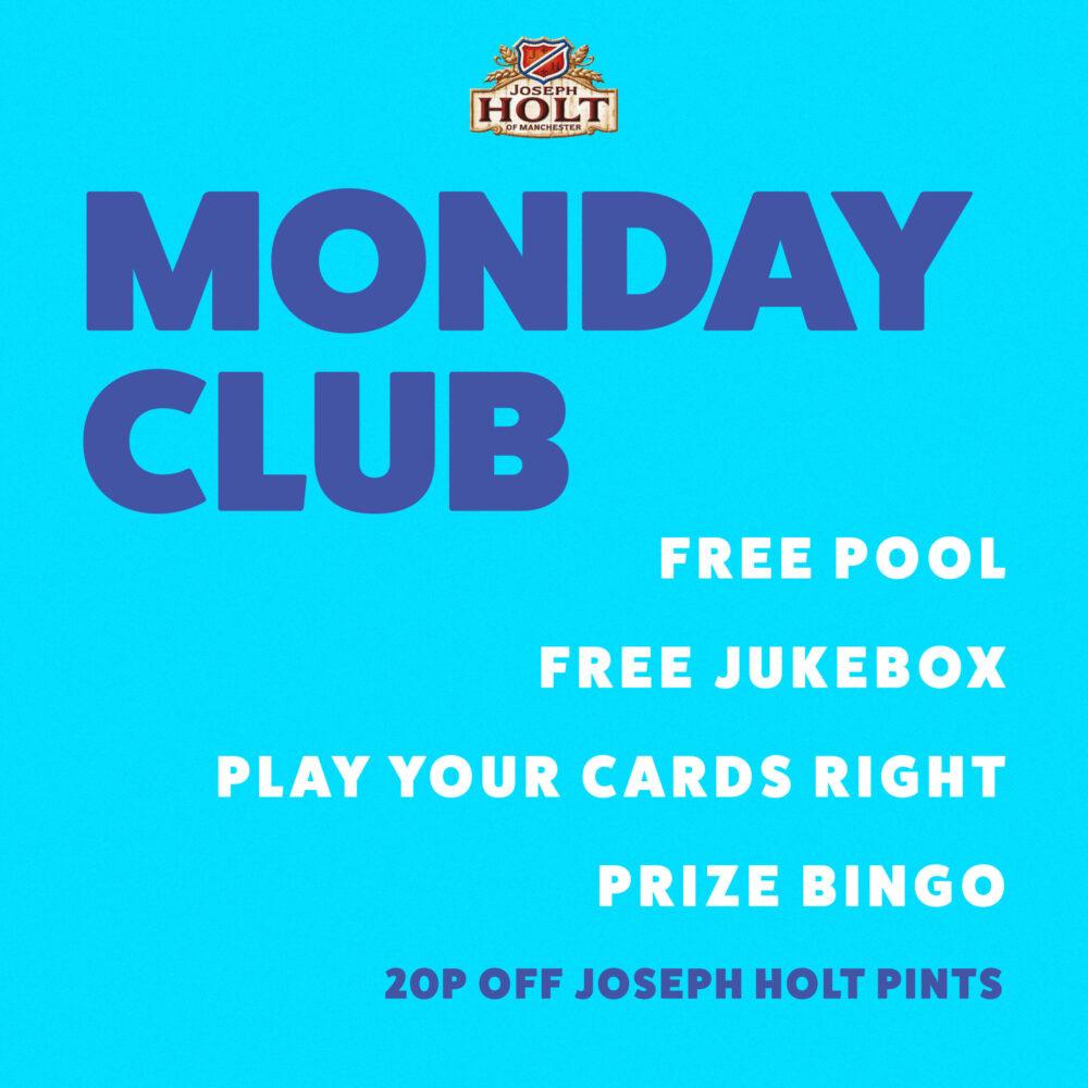 Golden Lion Monday Club