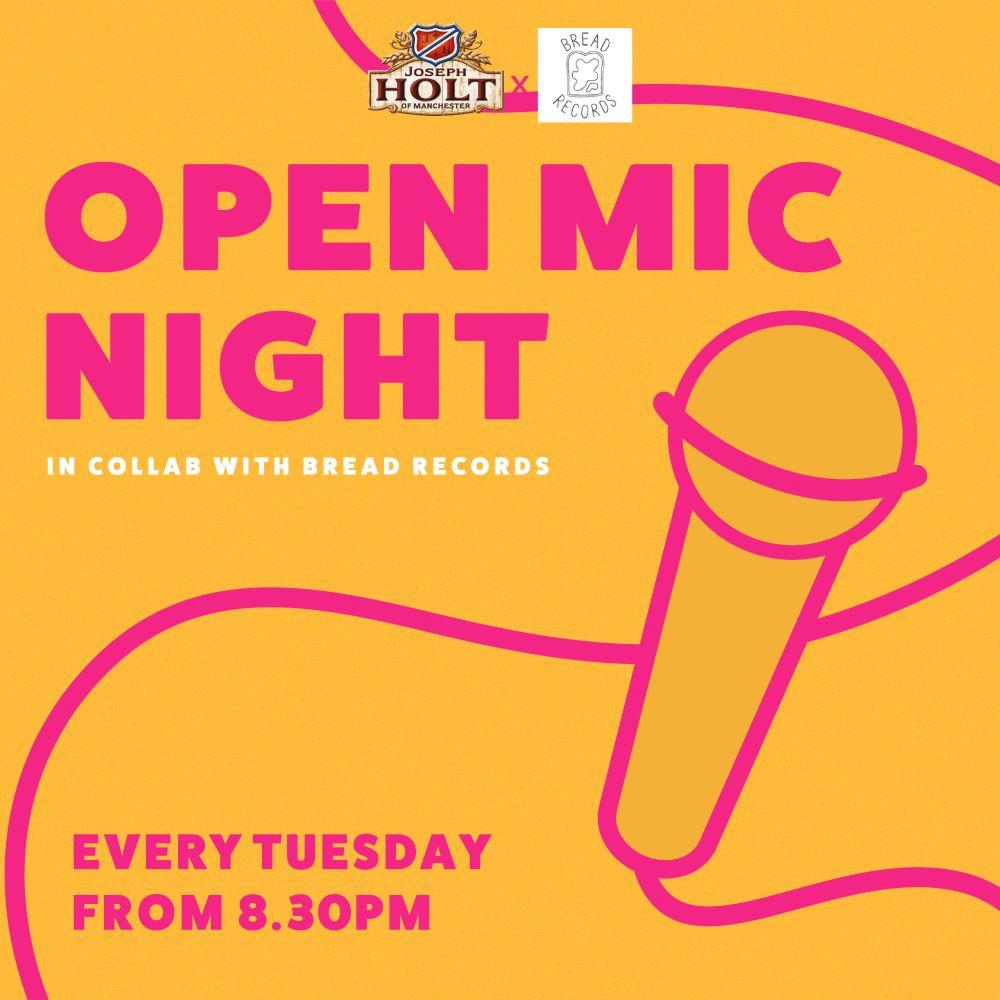 Grafton Arms open mic night
