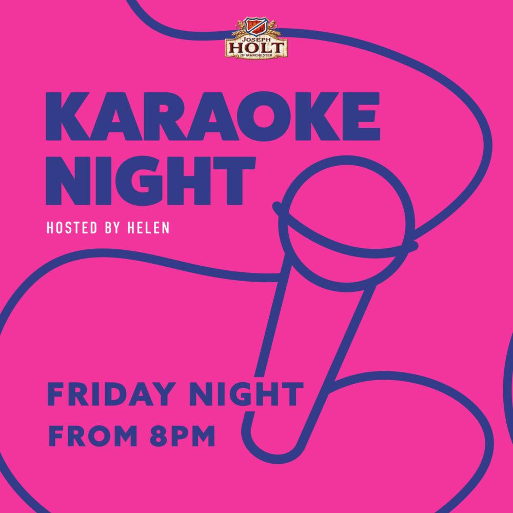 Grey Horse Karaoke Night