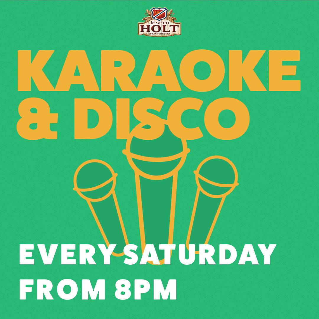 Newall Green Karaoke social