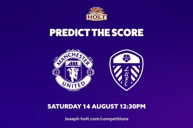 PREDICT THE SCORE competition 14 august