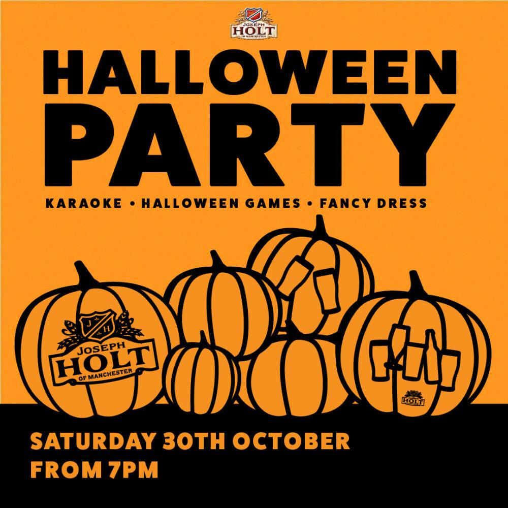 Starkey Arms halloween social