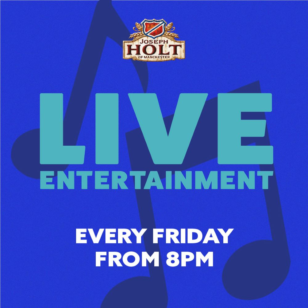 Starkey Arms live entertainment every friday