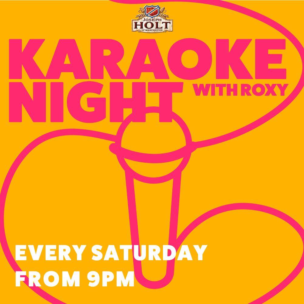 Cart and Horses Karaoke night
