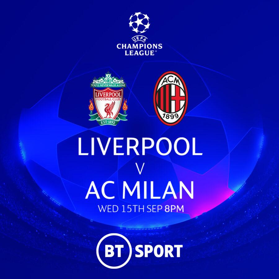 Champs League liverpool_ac milan