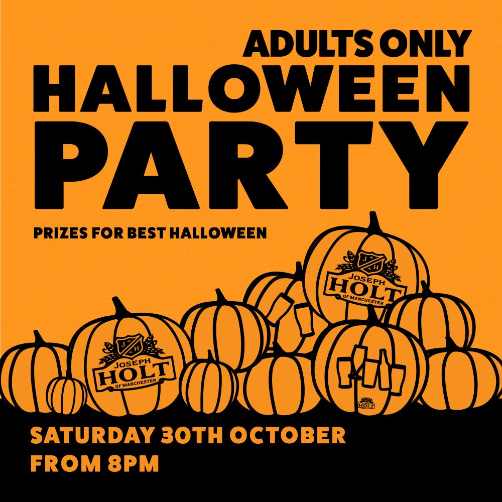 Red Lion P Halloween adults