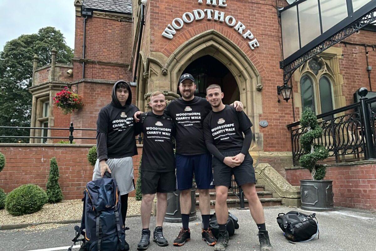 woodthorpe charity walk